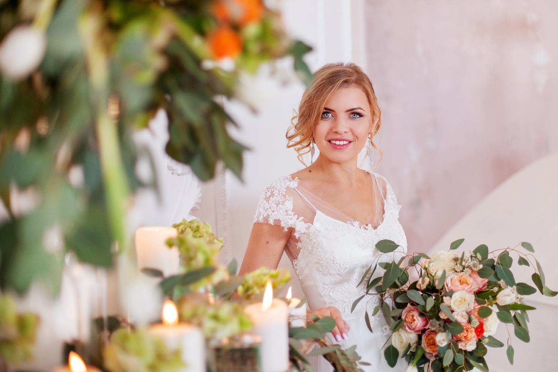 аллочка решила, фото невест перед свадьбой словам