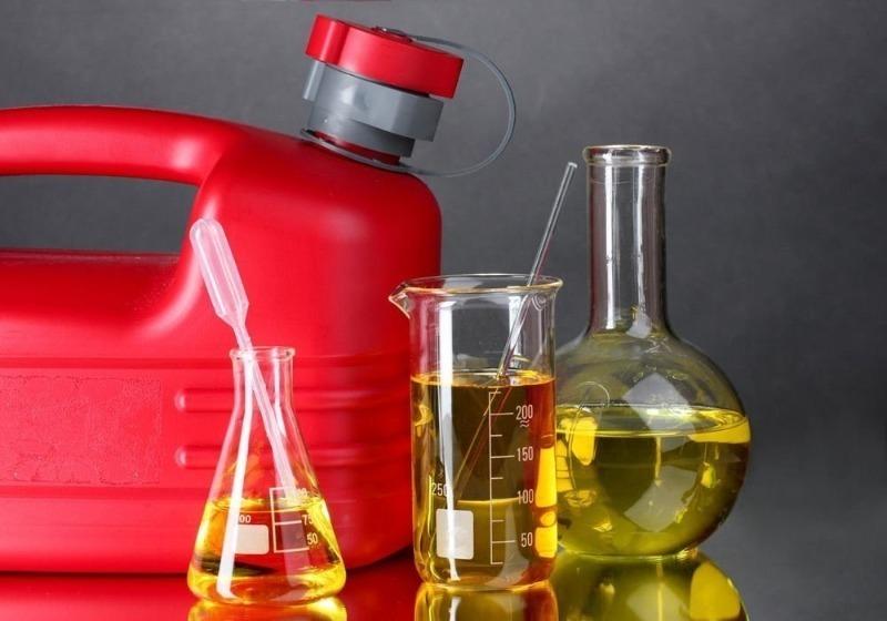 Проверка качества дизельного топлива