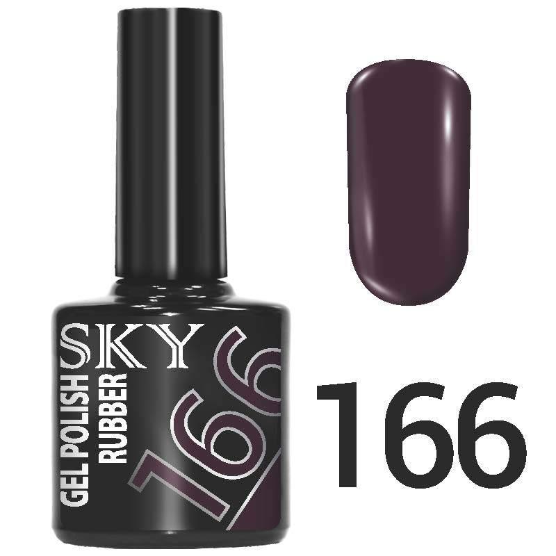 Sky gel №166