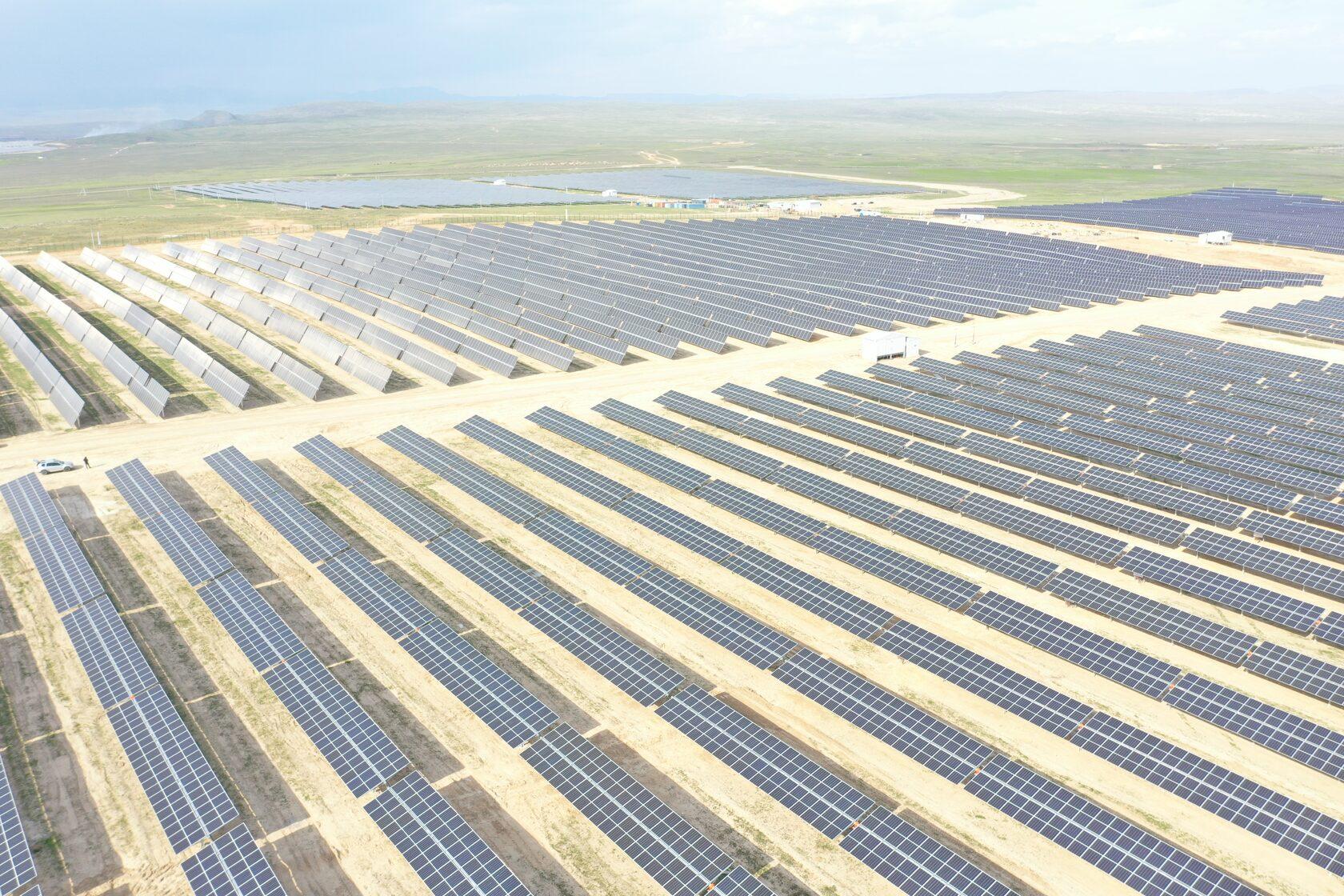 ГК «Хевел» ввела две солнечные электростанции в Казахстане