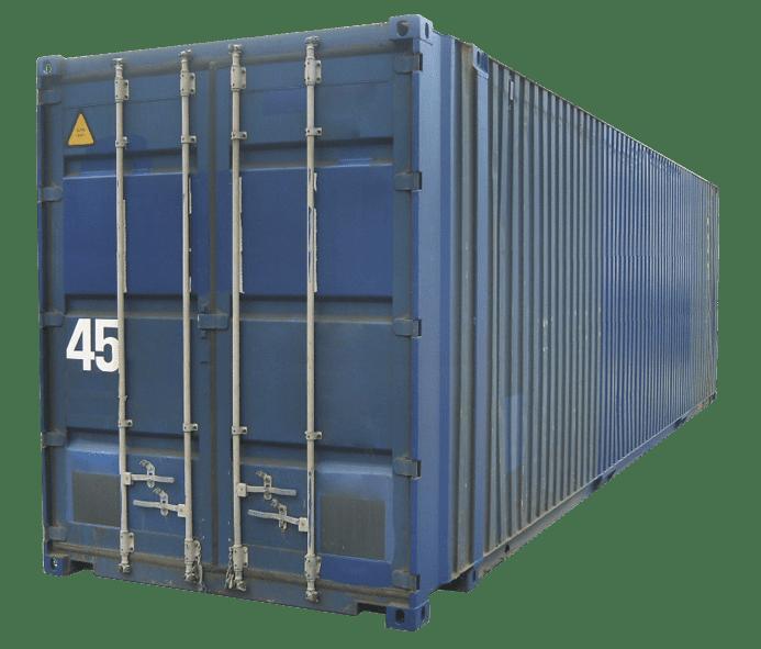 Б/У контейнер 45 футов высокий HC