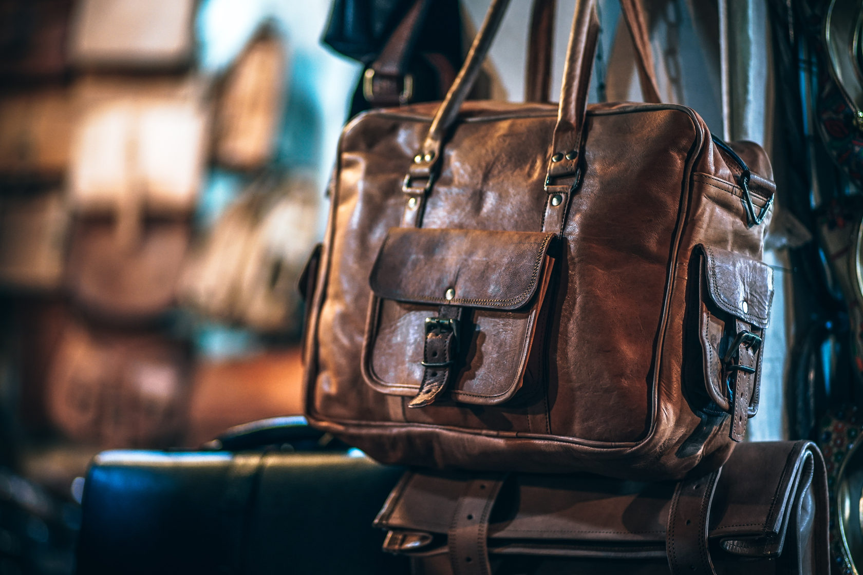 Types of Luggage Needed for a Family Vacation