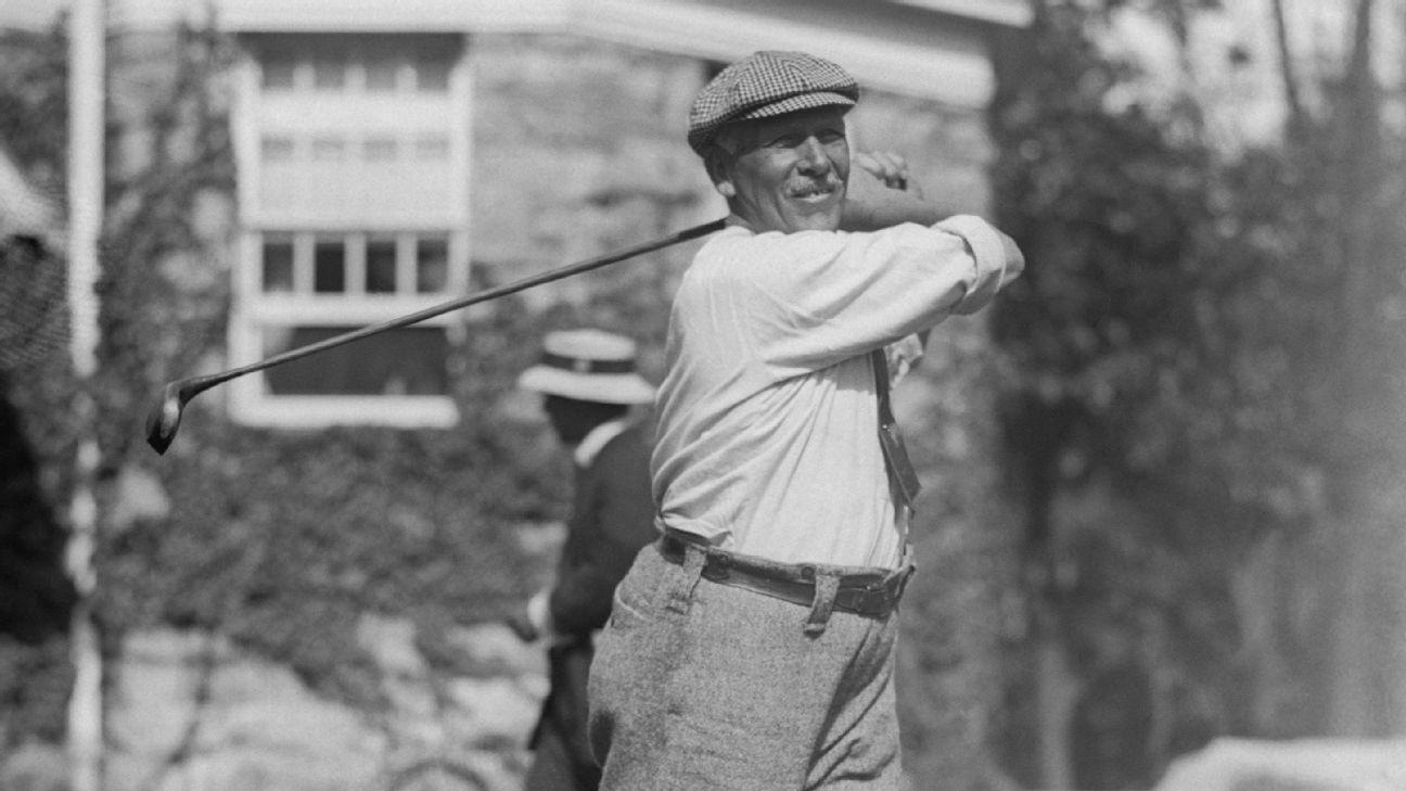 Американский гольф
