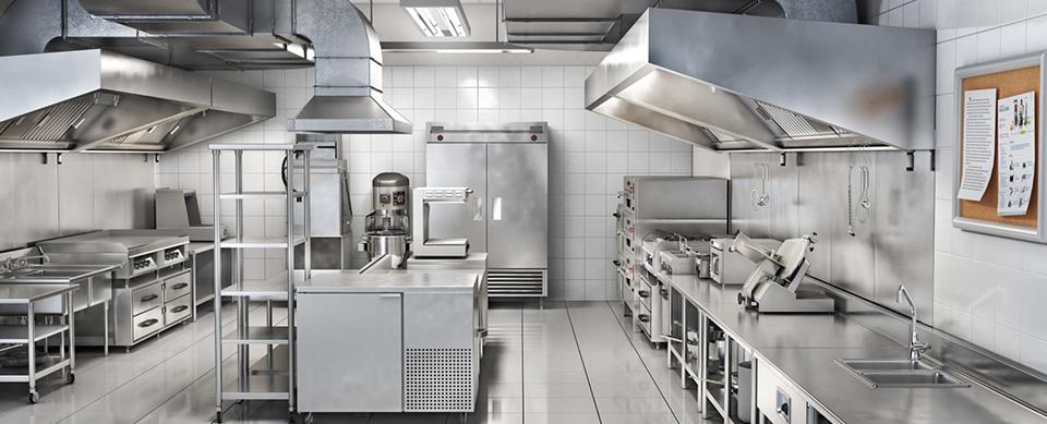 Оборудование для кафе. Что должно быть в помещениях такого типа?