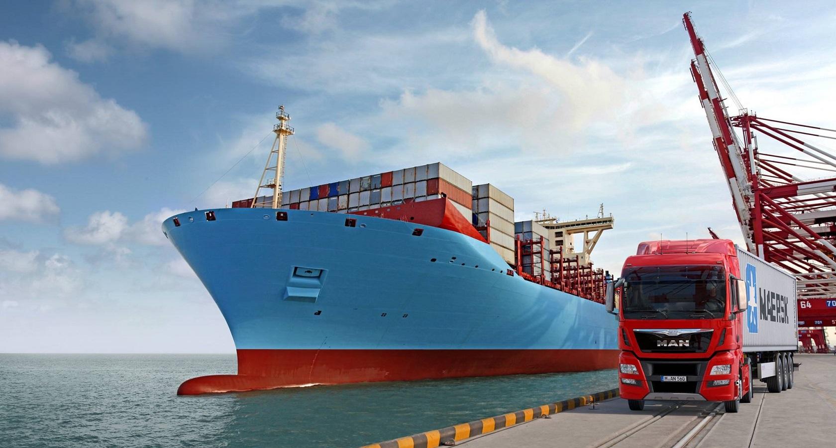 (фото: A.P. Moller – Maersk)