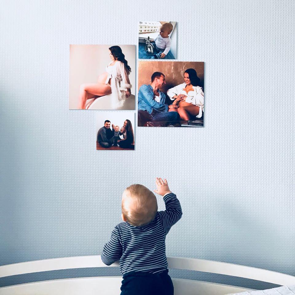 Фотокартина из фотографий в красноярске