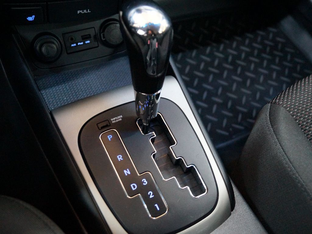 Автоматическаякоробка переключения передач (АКПП)