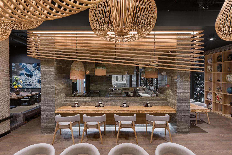 Проект: Fujiwara Yoshi Restaurant<br />Компанія: Sergey Makhno Architects