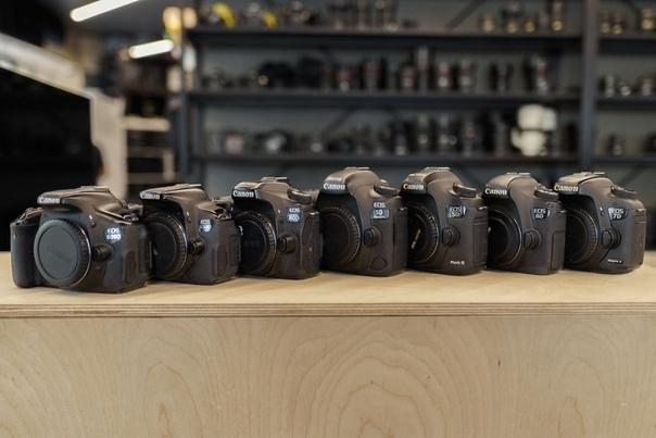 Аренда фототехники в Photobuba Rental