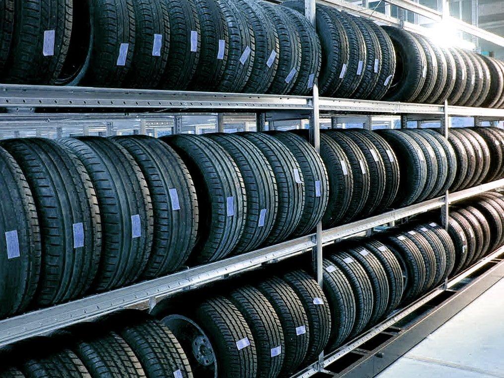 Хранение колес