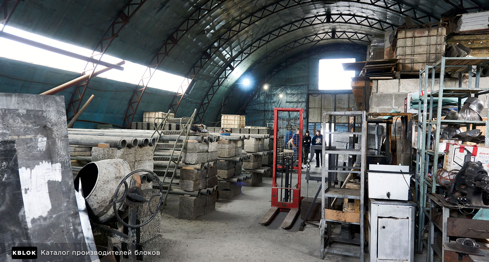 производство арболитовых блоков в Твери