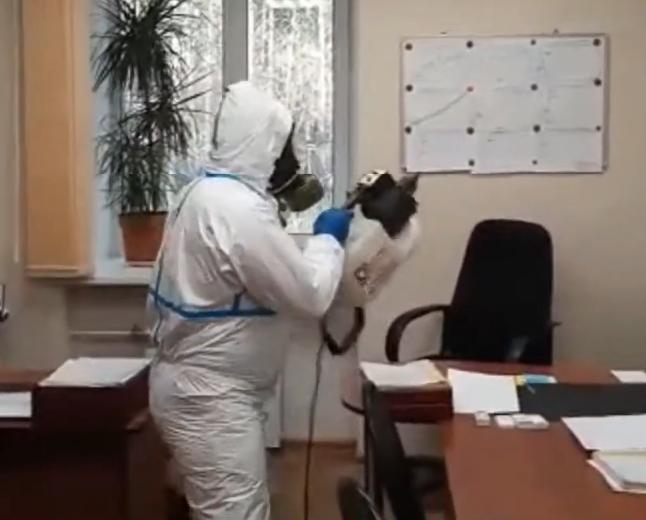 дезинфекция Новосибирск