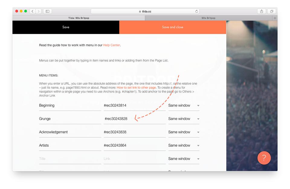 Как сделать блок на страницу сайта сайт автопродаж воронеж