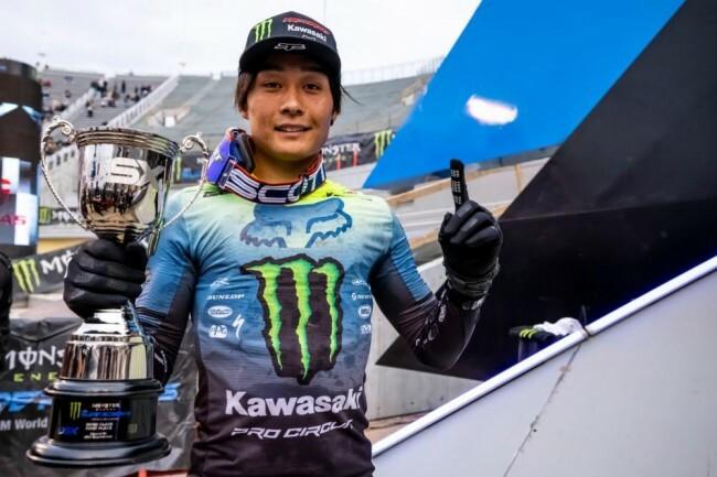 Шимода о своей первой победе: «Моя мечта сбылась»
