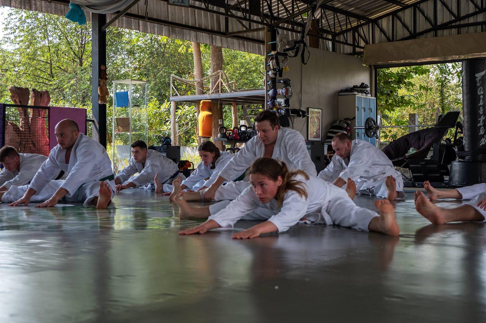 Лагерь похудения в тайланде