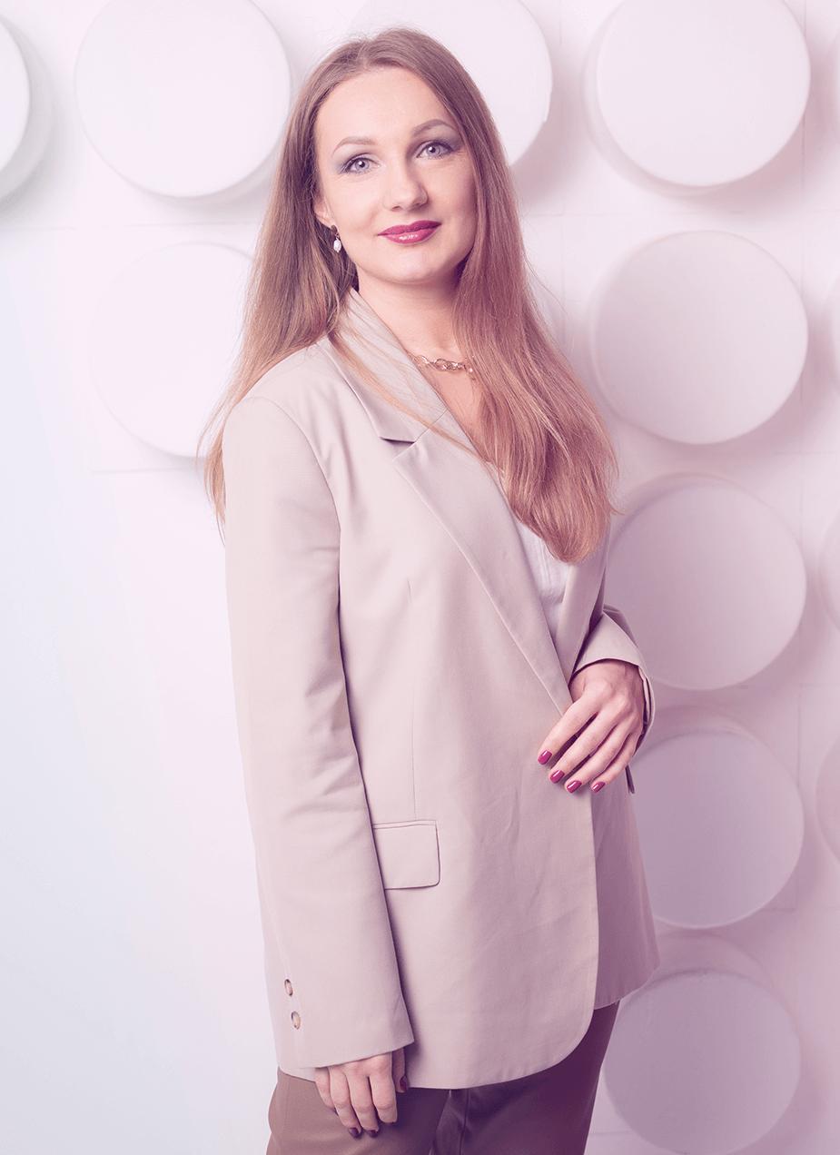 Юлия Осмачкина психолог центра марка бартона