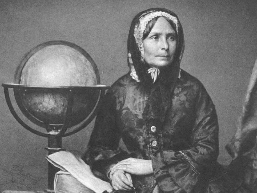 Ида Пфейффер - писательница и путешественница, член Географического общества Берлина и Парижа