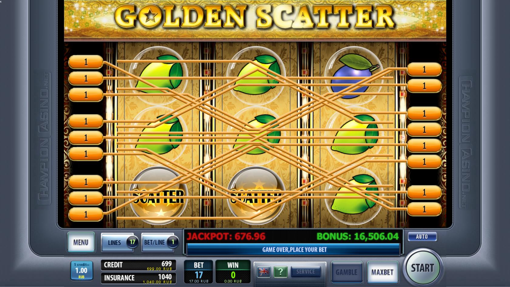 Сводная информация о Champion Slots Casino