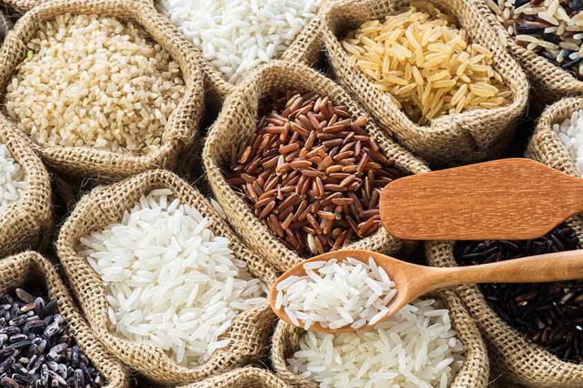 Видове ориз Krina
