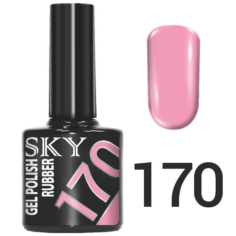 Sky gel №170