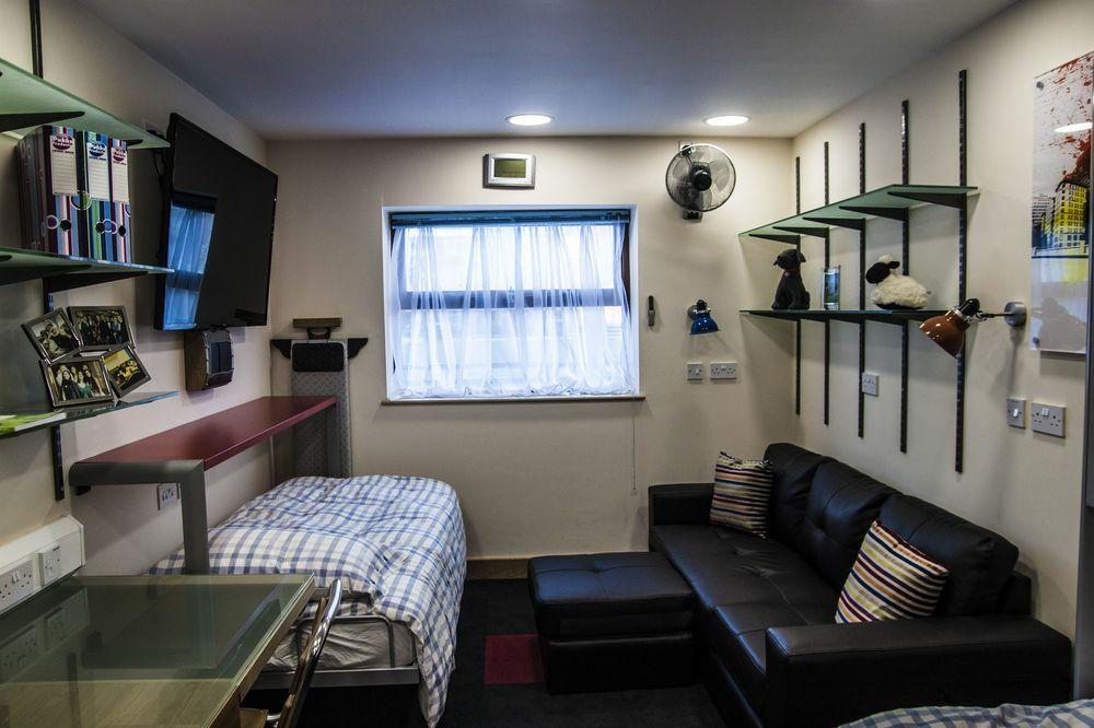 Комната в резиденции в школе Queen Ethelburga's
