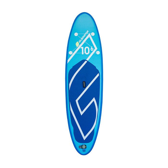 Надувная доска Gladiator 10'6 MSL Blue