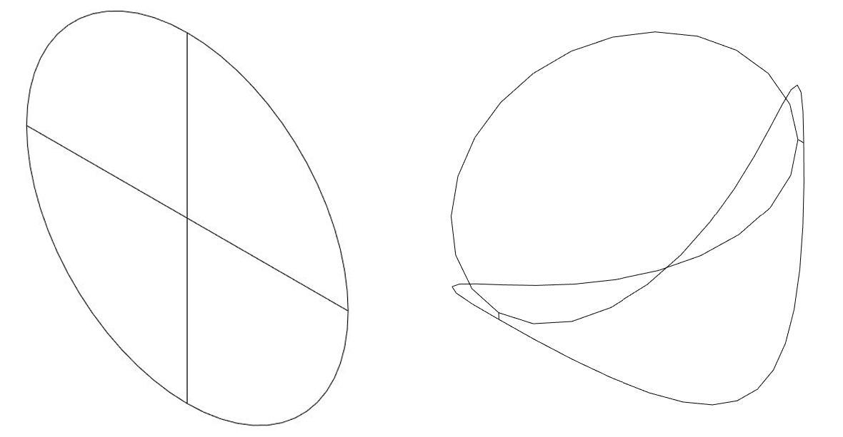 Цифровое формообразование изгибно-активных структур в Kangaroo Physics