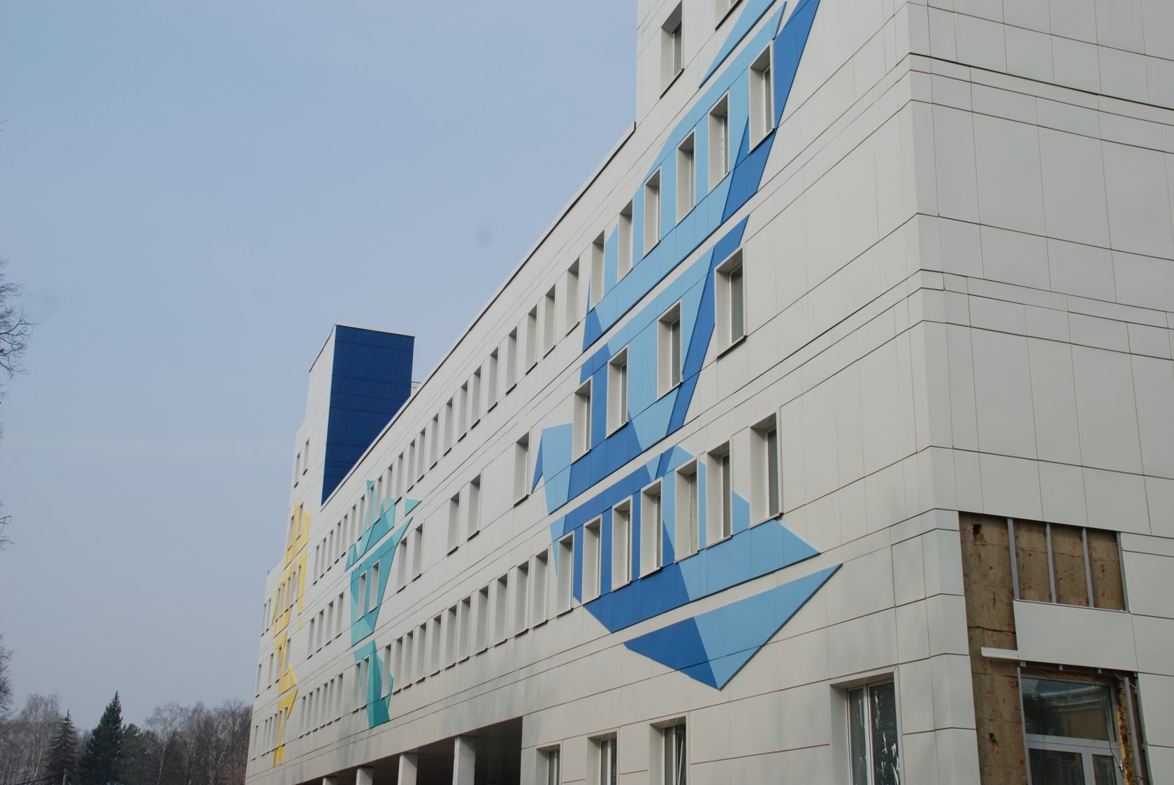 Мосэлектротягстрой завершает строительство перинатального центра в Коломне