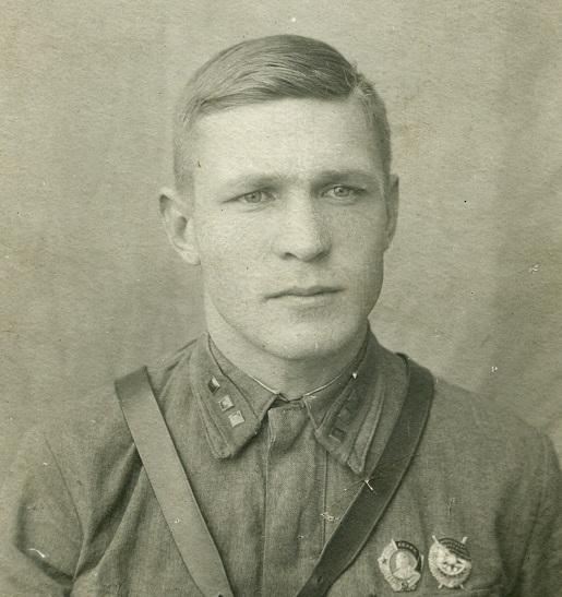 Борис Быстрых (1916-1943)