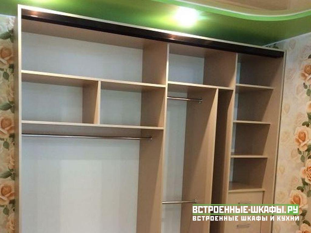 Корпусный шкаф купе для одежды и хранения вещей