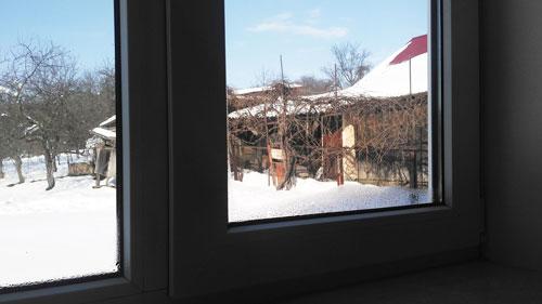 конденсат на вікнах