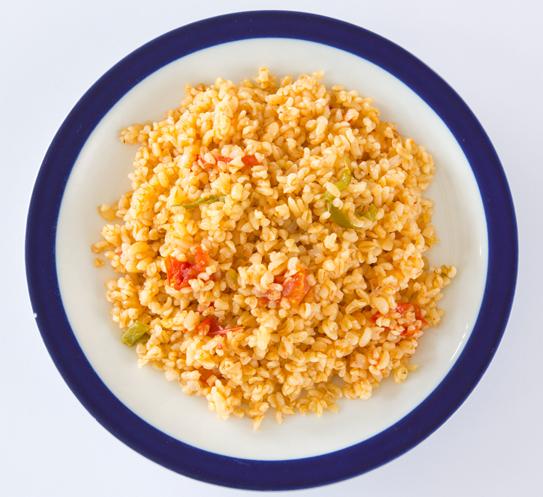 Пилаф с ориз Krina и маслини