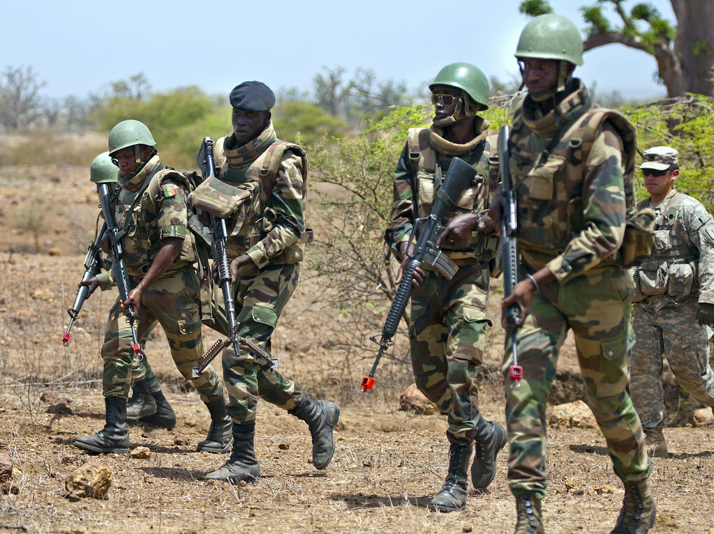 Africa defense military