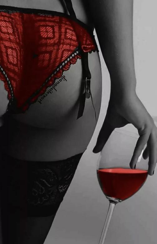 Красный Сексуальный Наряд Свел Парня С Ума