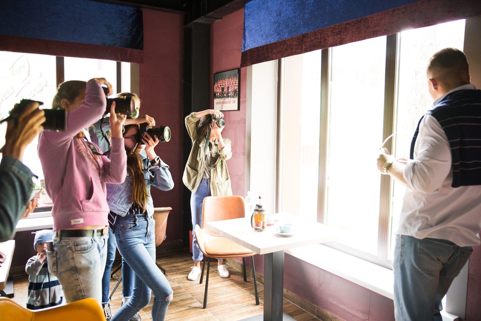 бандерас курсы для фотографов петербург видела столь чудных