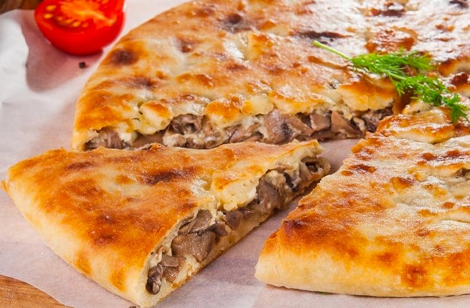 необходимого осетинский пирог с мясом рецепт фото нем