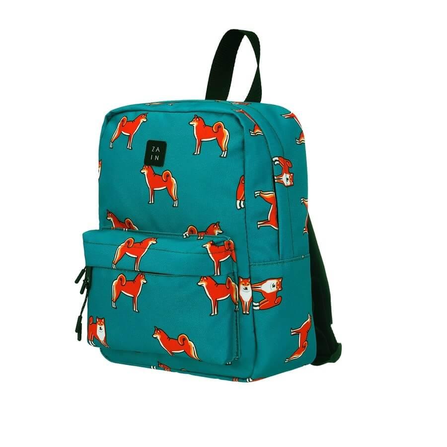 Детский рюкзак Zain Сиба-ину