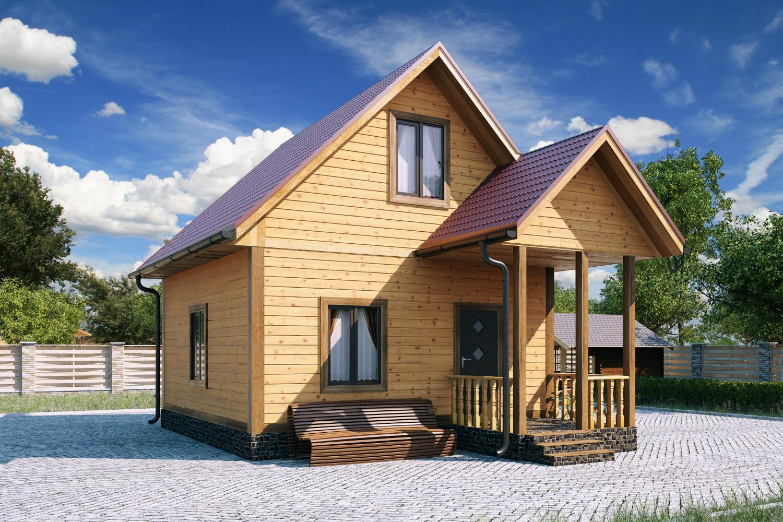 Каркасные дома проекты фото и цены: особенности планировки