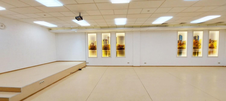 аренда помещений под фитнес зал в Новосибирске