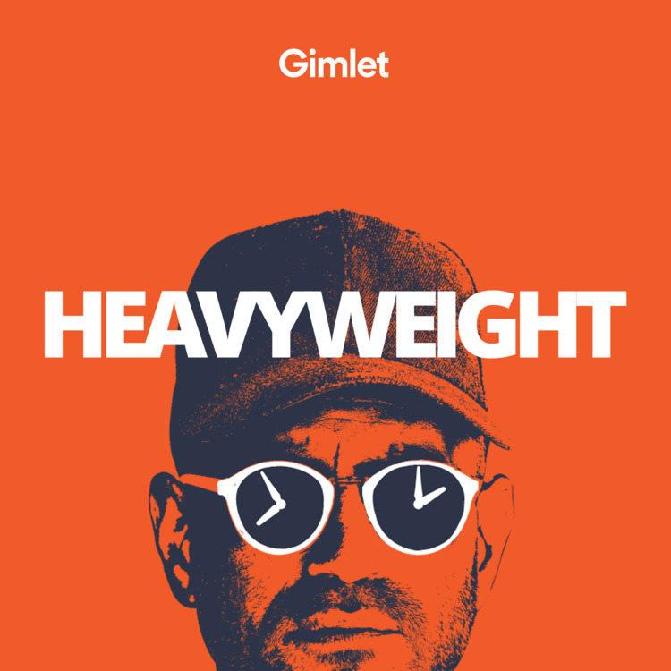 Heavyweight podcast cover artwork