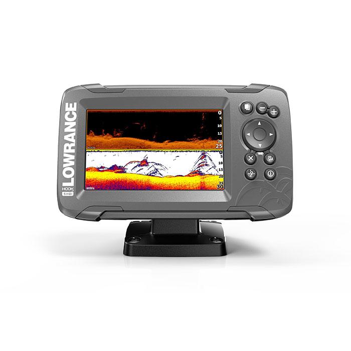 Купить Lowrance Hook2-5 SplitShot GPS в рассрочку