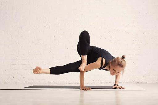 Где в Киеве практиковать йогу