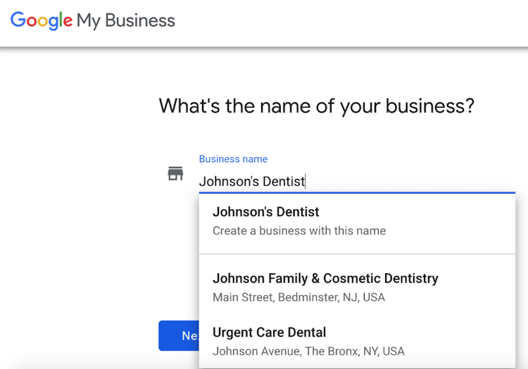 what is the name of your business window