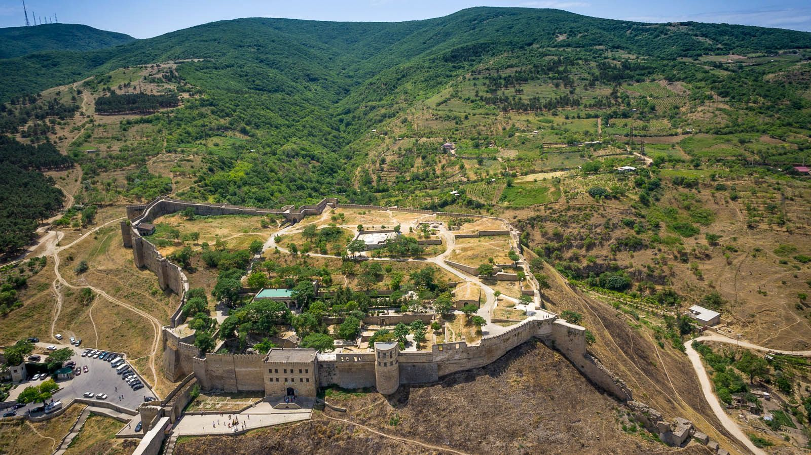 Путешествия в Дагестан