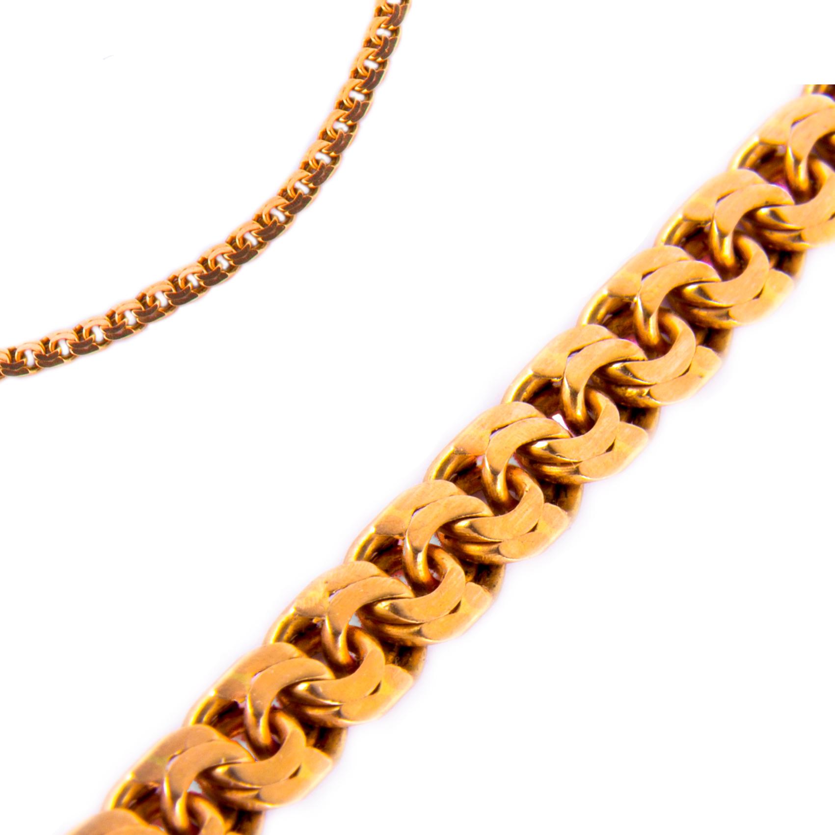 золотая цепочка мужская купить в спб