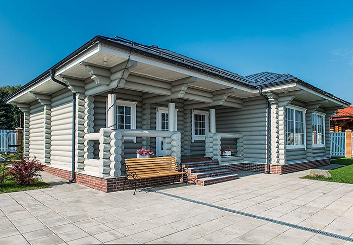 #деревянные дома