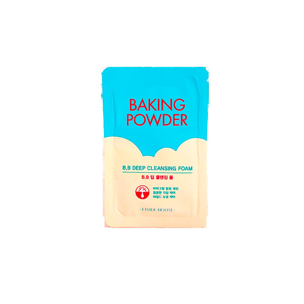 Купить Etude House Baking Powder BB Deep Cleansing Foam (tester), ETH007