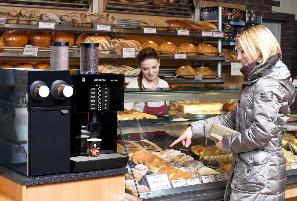 кофемашина wmf 1200s кафе