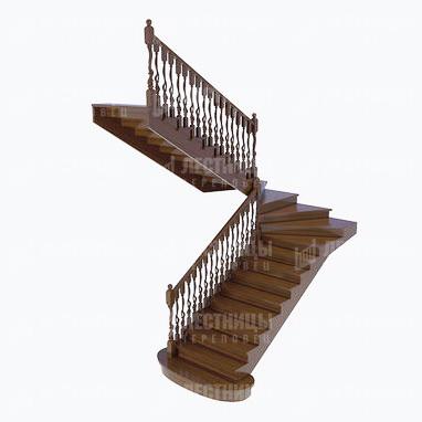 лестница 90
