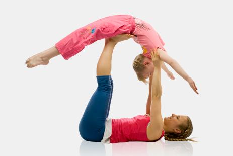 Детская йога Киев
